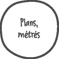 plans,métrés